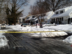 Accidental shooting today at 1988 Church Ave.