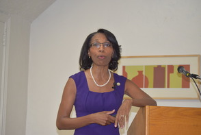 Assistant Attorney General Thompson Visits Montclair to Discuss Human Trafficking, photo 3