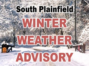 South Plainfield Under Winter Weather Advisory: 3 to 4 Inches of Snow Expected, photo 1