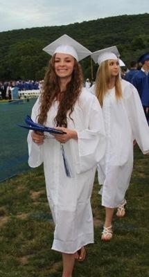 Graduate Kellie Clark