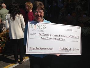 Kings Donation