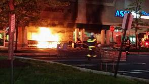 Two-Alarm Fire at Assi Market in Montgomery Township is Under Control in An Hour, photo 2