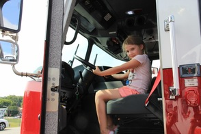 Sparta Youngsters Get to Touch a Truck, photo 10