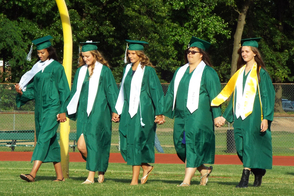 The Night They've Been Waiting For:  SPHS Class of 2014 Graduates, photo 4