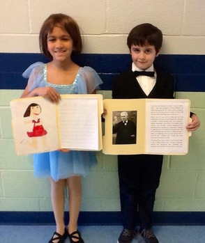 Biography Day At Central School, photo 3