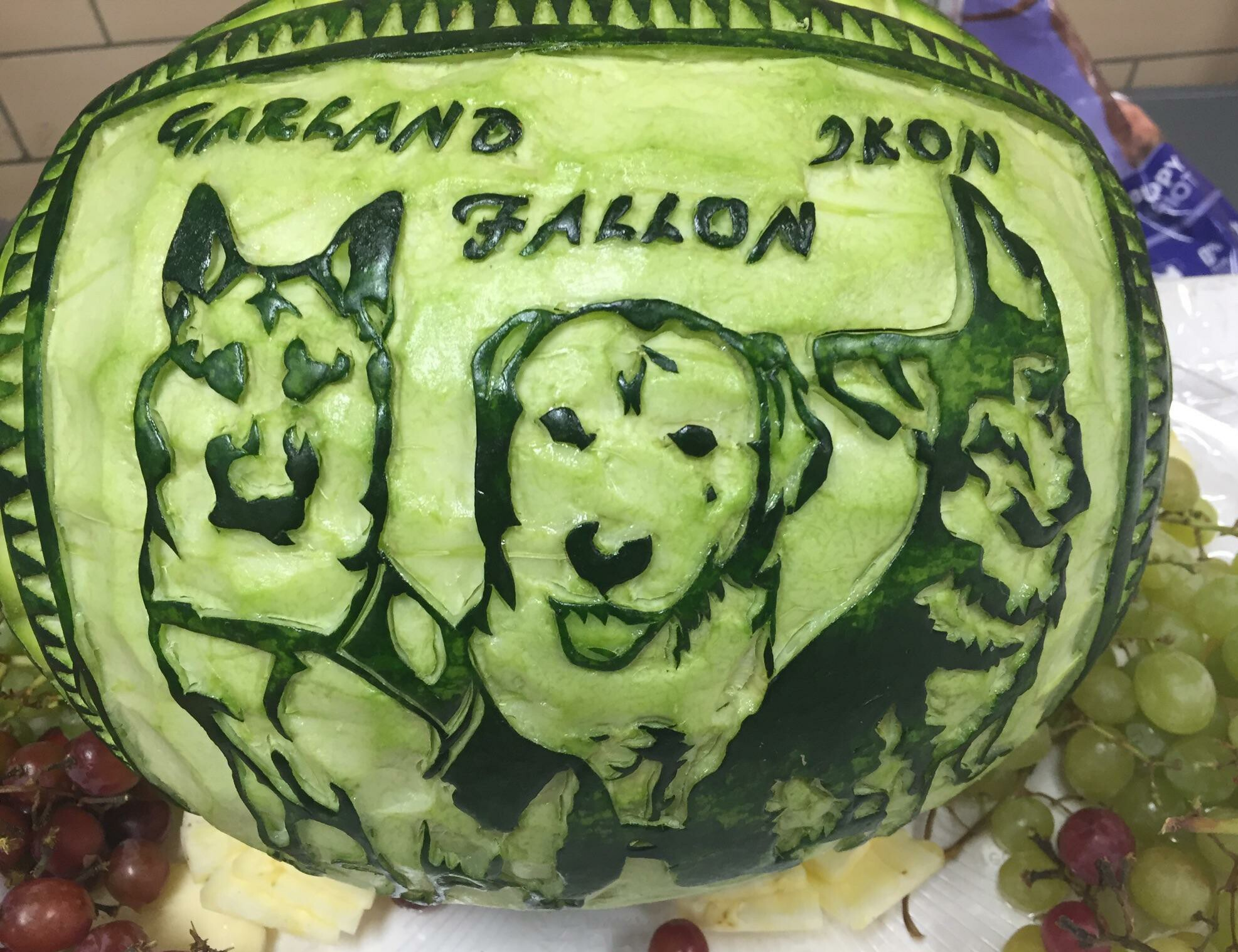 4375f12d22ed05ebfa14_A_carving_for_the_dog_graduation_of_Fallon_and_two_other_dogs.jpg