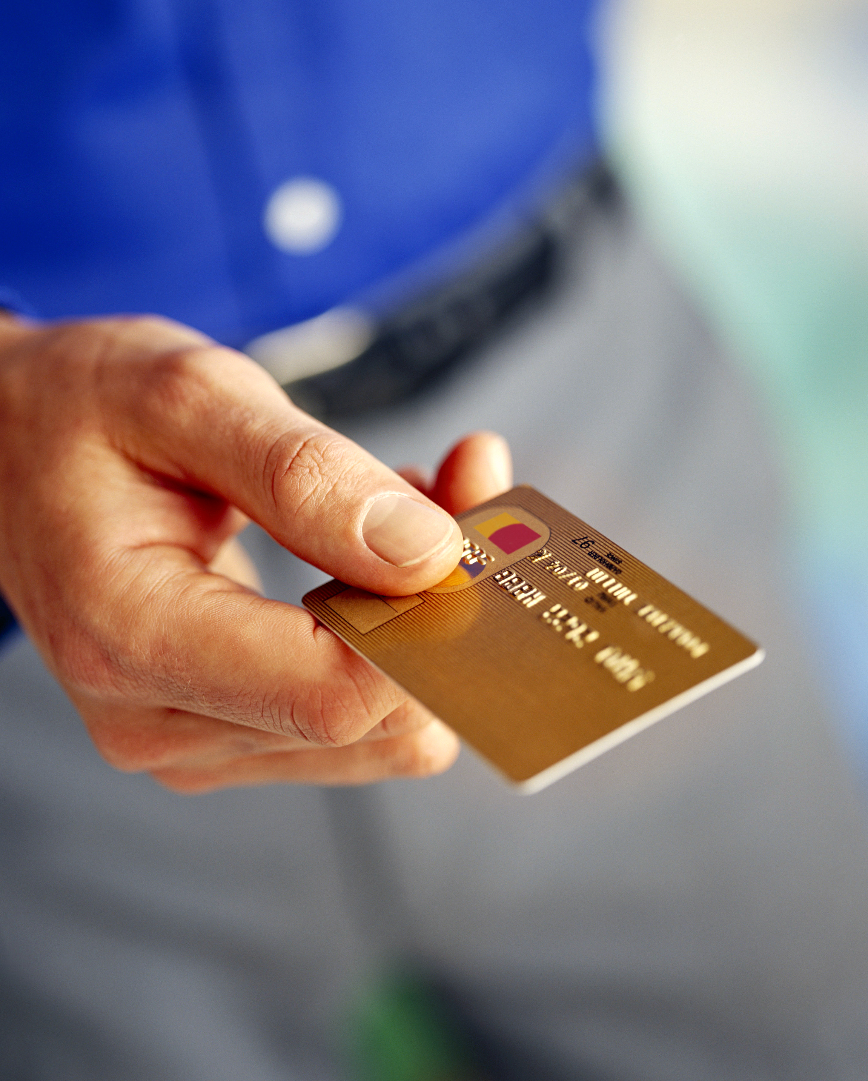 dangers of using credit cards