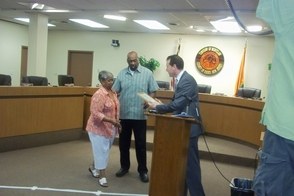 Essex County Freeholder Gill Honors Local Residents, photo 3