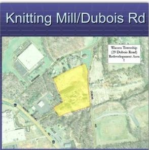 Warren Township Planning Board Hears Development Plan for Dubois Road, photo 1