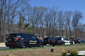 North Plainfield Police Chase Cars