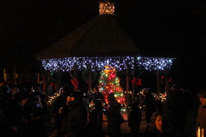 An Evening of Holiday Songs, Tree Lighting, Santa and More.., photo 1