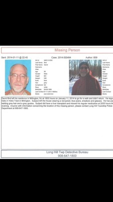 Will Day 13 Be Lucky? Search Continues After Storm For Missing Person David Bird, photo 2