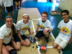 New Providence Middle School Hosts Junior Solar Sprints Competition, photo 3