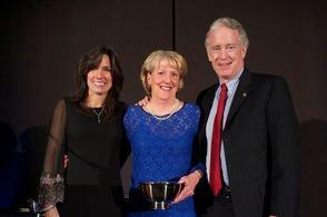 Karen Schneider Honored with Service Award
