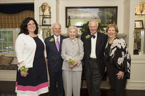 Overlook Foundation Honorees