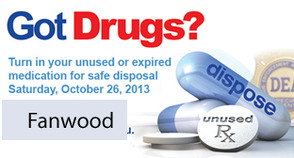 Prescription Drug Take-Back Day Saturday, photo 1