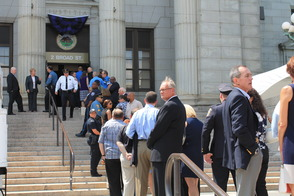 Union County Sheriff Ralph Froehlich Is Laid To Rest, photo 3