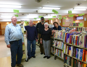Maplewood's Week Includes Township Committee and Library Book Sale, photo 1