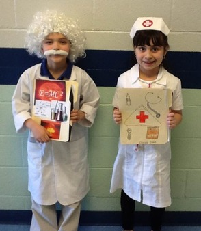 Biography Day At Central School, photo 4