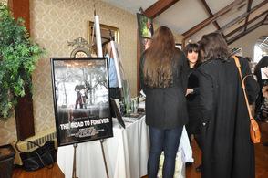 Ann Marie Sciascia of Ann Marie Sciascia Photography speaking with attendees.