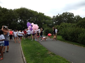 Walk Raises Awareness and Money for ITP