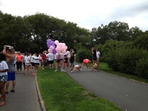 Walk Raises Awareness and Money for ITP
