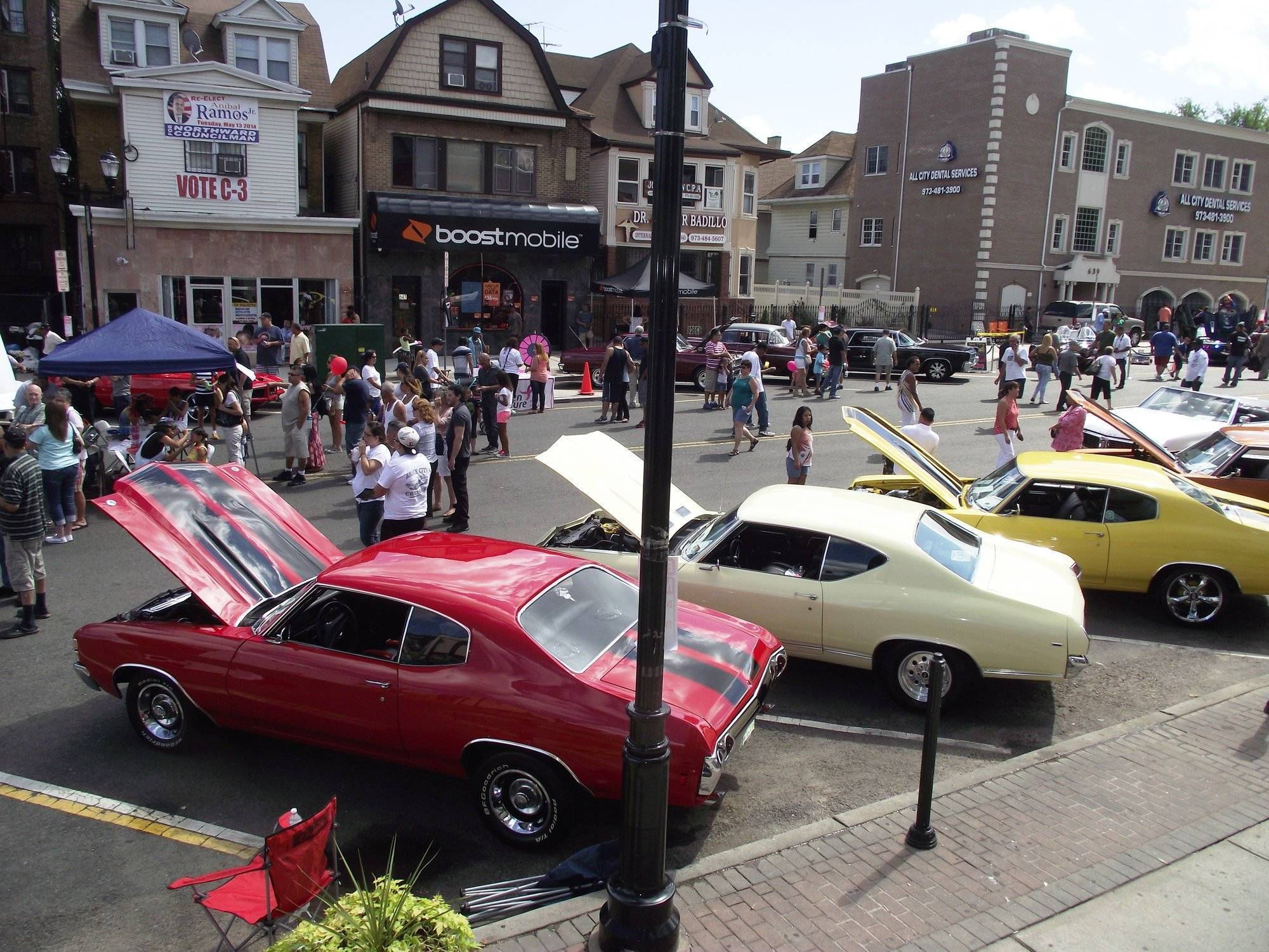Th Annual Hot Rods Classic Car Show Returns To Newarks North - Car shows in nj
