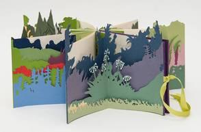 Paper Garden by Karen McDermitt