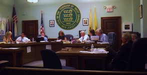 Town Council Meeting 9/17