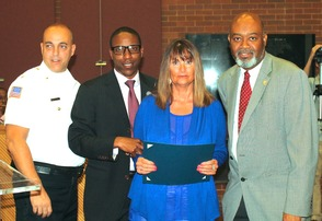 Proclamations Awarded to Retiring Roselle Police Officers and Detectives, photo 10