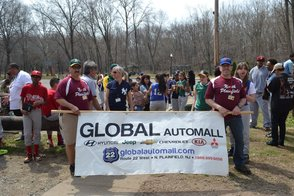 Global Auto Mall Sponsored the Parade