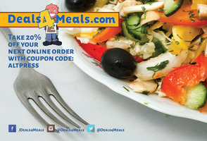 Deals4Meals Gives Website a New Look and Features, photo 1