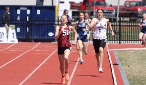 Amy Regan at the Penn Relays