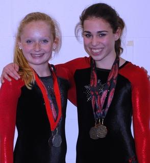 Platinum Performances Generate Silver & Gold Medals