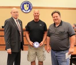 Gil Gibbs, Bob and Bill Tobin