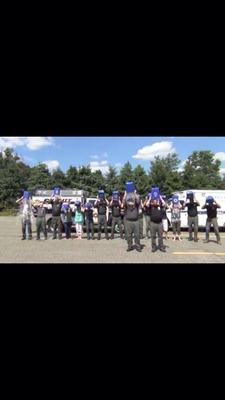 Morris County Ice Bucket Challenge