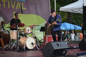 John Scofield at Montclair Jazz Festival