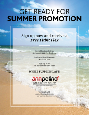 Get Ready For Summer Promotion