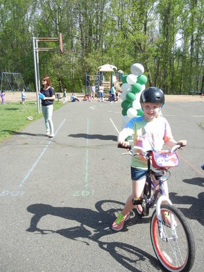 Mary Kay McMillin Early Childhood Center Wheel-A-Thon Raises $1,362 For St. Jude Children's Hospital, photo 5