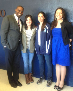 Two WOHS Juniors Accepted into Governor's School of NJ