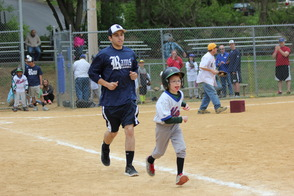 Randolph Youth Volunteers Help Make Challenger Game an Inspirational Experience For All, photo 16