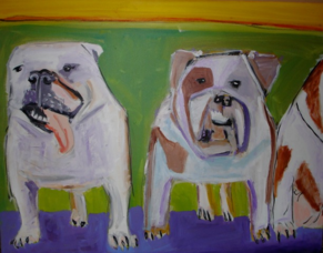 Two and a Half Bulldogs