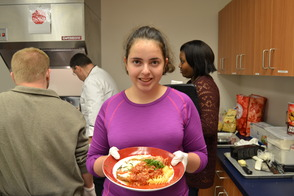 Culinary Class at The Children's Institute