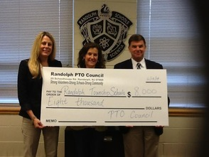 The Randolph PTO Council Says Thank You for Another Successful Year, photo 1