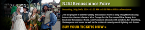 New Jersey Renaissance Faire Coming to West Orange July 26, photo 1