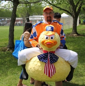 Promoting the Duck Race