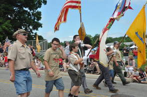 Sussex-Wantage Troop 97.