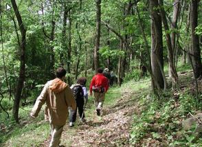 Park Boundary Hike