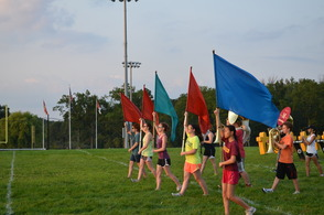Madison Marching Dodgers Making Music and Marching Toward a New Season, photo 7