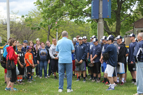 Randolph Youth Volunteers Help Make Challenger Game an Inspirational Experience For All, photo 13